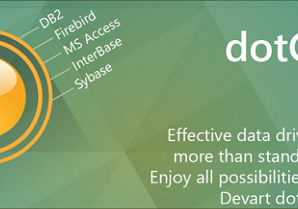 Devart dotConnect Universal Professional v3.80.2016 + Patch