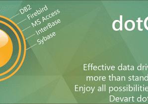 Devart dotConnect Universal Professional v3.80.2016 + Patch