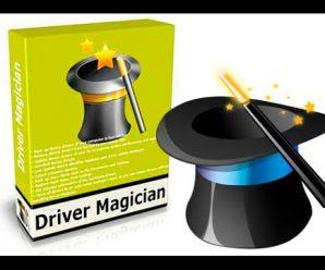 Driver Magician v5.30 Incl.Keygen [FTUApps]