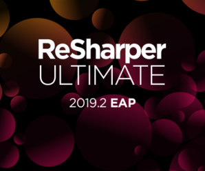JetBrains ReSharper Ultimate v2019.2.3 + Patcher