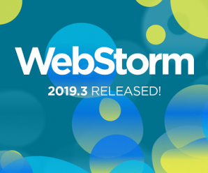 JetBrains WebStorm 2019.3.1 build 193.5662.54 for Win & MacOS & Linux + License Key