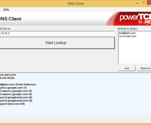 Dart PowerTCP Sockets for .NET v4.5.6.0 + Crack