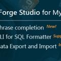 Devart dbForge Studio for MySQL Professional v6.3.358 + Crack
