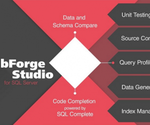 Devart dbForge Studio for SQL Server Enterprise v5.8.127 + Crack