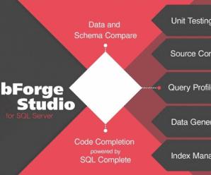 Devart dbForge Studio for SQL Server Enterprise v5.8.127 + Crack