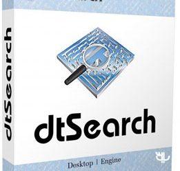 DtSearch Engine & Desktop v7.95.8632