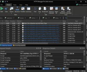 HTTP Debugger Pro v9.9 + Patcher