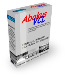 Abakus VCL v9.00 Build 4 for D10.3 Rio x86 + Crack