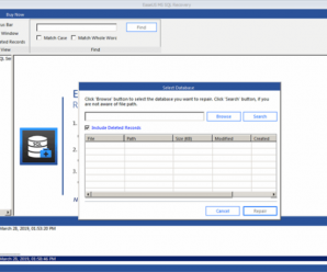 EaseUS MS SQL Recovery v10 + Patch