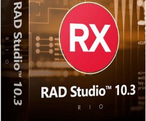 Embarcadero RAD Studio 10.3.3 Rio v26.0.36039.7899 Architect + Keygen