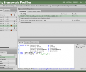 Entity Framework Profiler v5.0 Build 5042 + LicenseKey