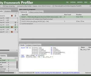 Entity Framework Profiler v5.0 Build 5042 + LicenseKey