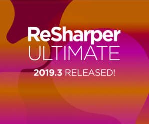 JetBrains ReSharper Ultimate v2019.3.3 + Patcher