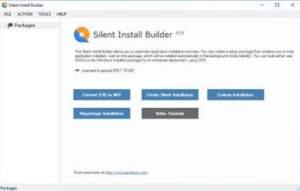 Downoad Silent Install Builder v6.0.7 +Crack Torrent with Crack, Cracked |  FTUApps.Dev | Developers' Ground