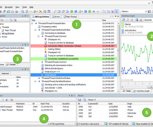 SmartInspect Professional v3.3.9.166 + Patch