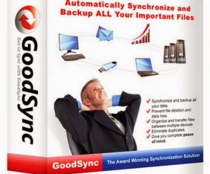 GoodSync Enterprise v10.11.1.1 Multilingual + Crack