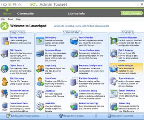Idera SQL Admin Toolset v1.9.1.328 + Crack