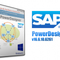 SAP PowerDesigner v16.6.10.6261 + Crack