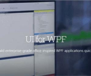 Telerik UI for WPF 2020 R1 SP1 v2020.1.218 Retail