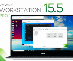 VMware Workstation Pro 15.5.2 Build 15785246 + Keygen
