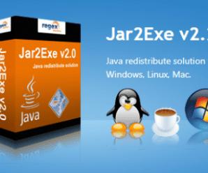 Jar2Exe v2.2.4.1206 + Crack
