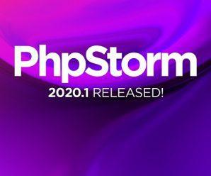 JetBrains PhpStorm 2020.1 build 201.6668.153 Win & MacOS & Linux + Crack