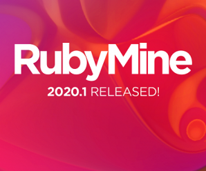 JetBrains RubyMine 2020.1 build 201.6668.156 Win & MacOS & Linux + Crack