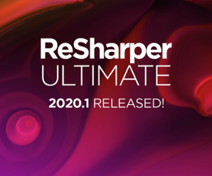 JetBrains ReSharper Ultimate v2020.1 + Patcher