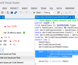NDepend v2020.1.0.9404 Professional Edition + Crack