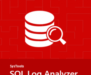 SysTools SQL Log Analyzer v7.0 + Crack