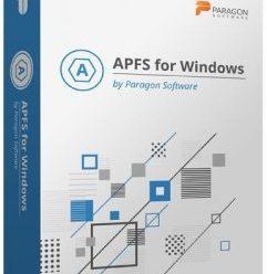APFS for Windows 2.1.82 Multilingual + Crack