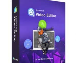 Apowersoft Video Editor Pro 1.6.3.4 Multilingual + Crack