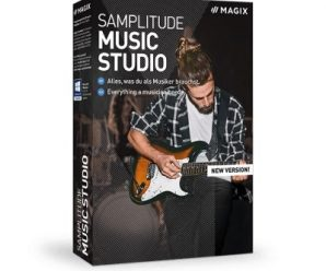 MAGIX Samplitude Music Studio 2021 v26.0.0.12 (x64) + Crack