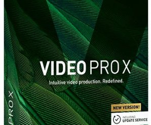 MAGIX Video Pro X12 v18.0.1.85 (x64) Multilingual + Crack