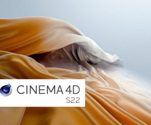 Maxon CINEMA 4D Studio S22.123 (x64) Multilingual + Crack