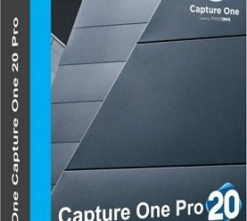 Capture One 20 Pro 13.1.3.13 (x64) Multilingual + Keygen
