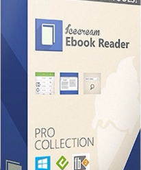 Icecream Ebook Reader Pro 5.22 Multilingual + Activator