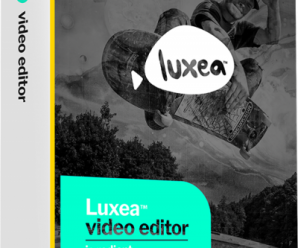 ACDSee Luxea Video Editor 5.0.0.1278 + Crack & Keygen
