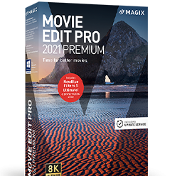 MAGIX Movie Edit Pro 2021 Premium v20.0.1.73 (x64) Multilingual + Crack