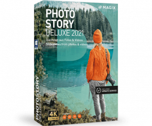 MAGIX Photostory 2021 Deluxe v20.0.1.62 (x64) Multilingual + Patch