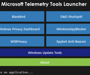 Microsoft Telemetry Tools Bundle v1.98 Portable + Pre-Activated