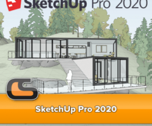 SketchUp Pro 2020 V20.2.172 (x64) Multilingual Portable + Pre-Activated