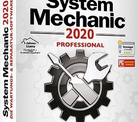 System Mechanic Pro 20.5.1.109 Multilingual + Crack