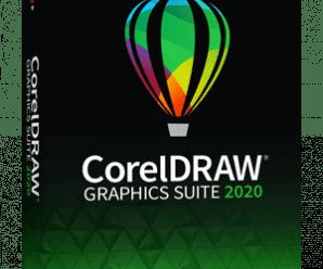 CorelDRAW Graphics Suite 2020 v22.1.1.523 (x86) Multilingual + Keygen