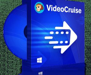 DVDFab VideoCruise 1.6.3.23 (x86 & x64) Multilingual + Crack