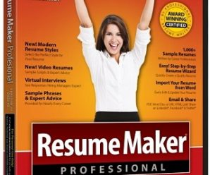 ResumeMaker Professional Deluxe 20.1.2.170 (x86 & x64) + Pre-Activated