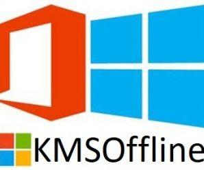 KMSoffline 2.1.7 Beta1 (Windows & Office Activator) (x86/x64) Portable
