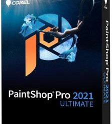 Corel PaintShop Pro 2021 Ultimate v23.1.0.27 (x64) Multilingual Portable