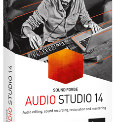 MAGIX SOUND FORGE Audio Studio v14.0.86 (x64) Multilingual Portable