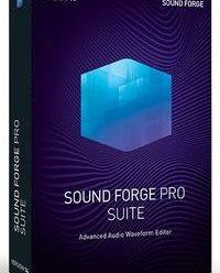MAGIX SOUND FORGE Pro Suite v14.0.0.112 (x64) Multilingual Portable
